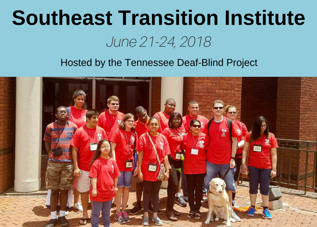 2018 Southeast Transition Institute2