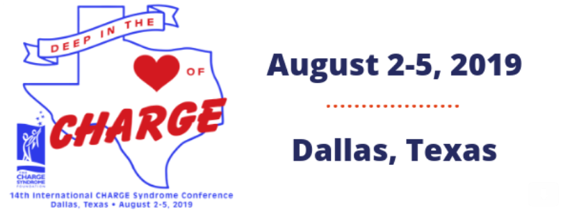 CHARGE Syndrome Conference Logo