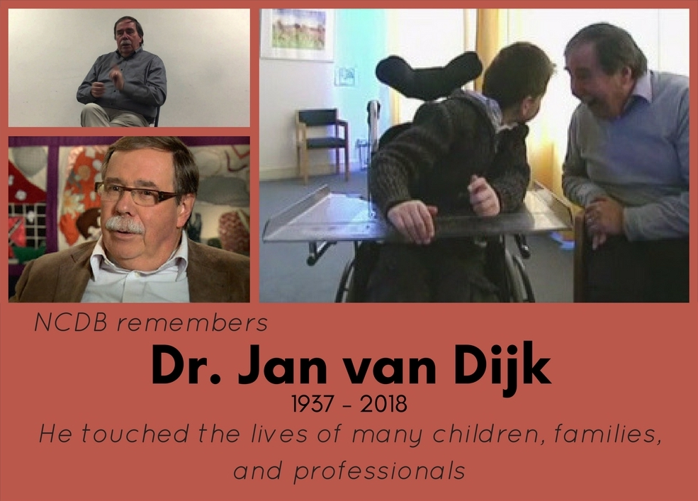 Remembering Dr. Jan van Dijk
