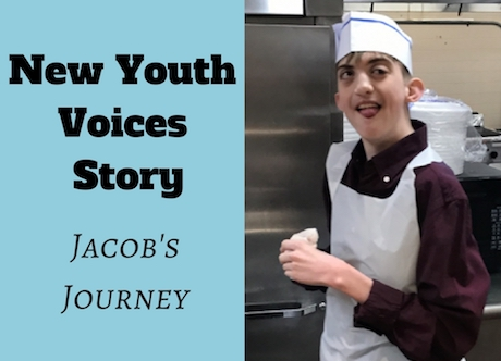 New Youth Voices: Jacob's Journey