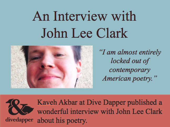 John Lee Clark Interview
