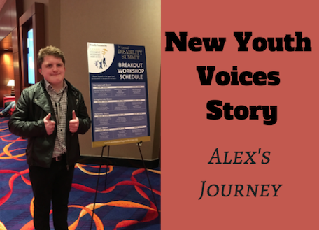 New Youth Voices: Alex's Journey