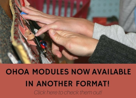 New Additional Format for OHOA Modules