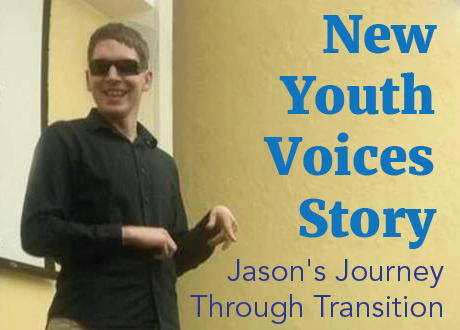 New Youth Voices Story: Jason